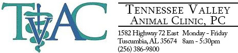 Tennessee Valley Animal Clinic Logo
